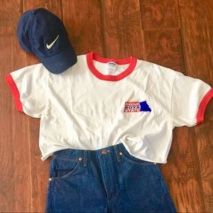 Missouri Boys State Cropped Tee